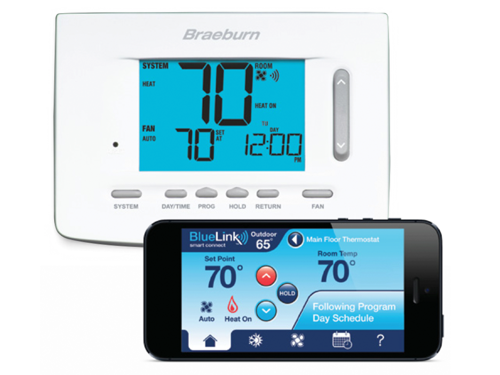 BRAEBURN 7300 SMART WI-FI UNIVERSAL THERMOSTAT, 1H/1C MC379137